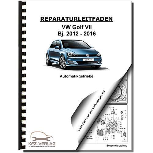 VW Golf 7 5G/AU 12-16 6 Gang Automatikgetriebe DSG DKG 0D9 R-Line Reparaturanl.