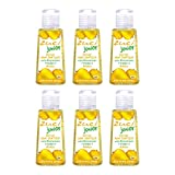 Zuci Junior Mango Hand Sanitizer (30ML, Pack of 6)