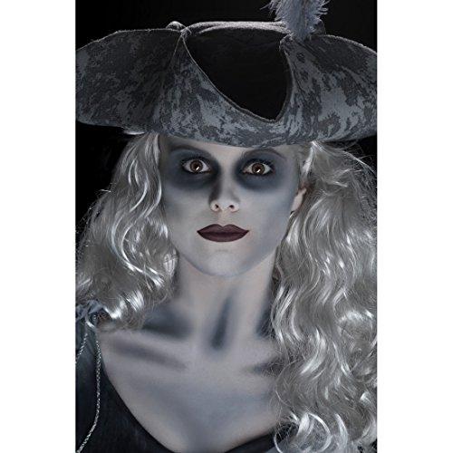 Amakando Piratenschminke Ghost Makeup Geist Make Up Set Geister Piraten Schminke Karnevalskostüme...