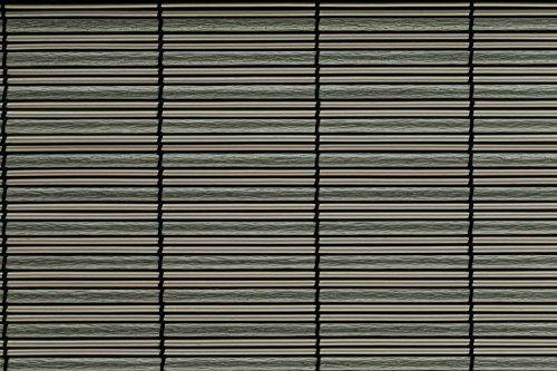 ワタナベ工業アルミ配合省エネすだれコバルト88×135cmブラウン/ブラック949185