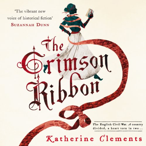 The Crimson Ribbon audiobook cover art
