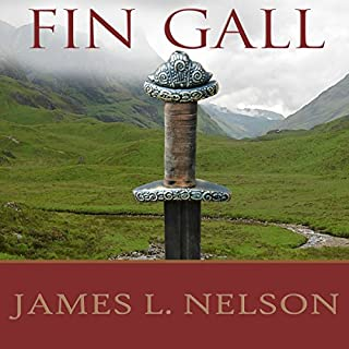 Fin Gall - A Novel of Viking Age Ireland     Norsemen Saga Series #1              By:                                                                                                                                 James L. Nelson                               Narrated by:                                                                                                                                 Shaun Grindell                      Length: 13 hrs and 2 mins     10 ratings     Overall 4.3