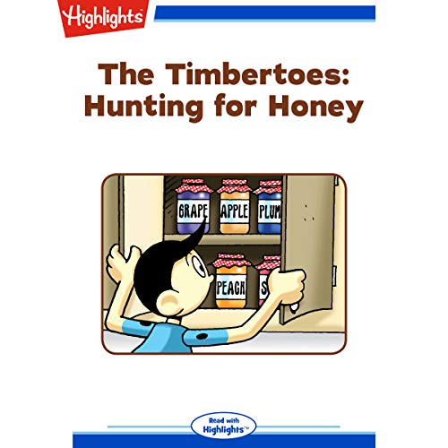 The Timbertoes: Hunting for Honey cover art