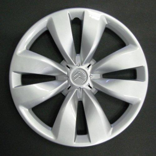 Set van 4 nieuwe wieldoppen voor Citroen C3 2010> met originele velgen in 15 inch
