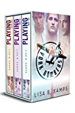 The York Bombers: First Period Trilogy: The York Bombers Hockey Romance Boxed Set