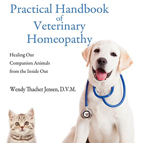 Practical Handbook of Veterinary Homeopathy audiobook cover art