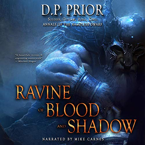 Ravine of Blood and Shadow: Soldier, Outlaw, Hero, King audiobook cover art