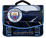 Manchester City Cartable Mixte Enfant, Bleu, 41 cm
