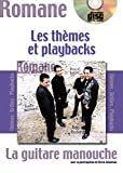 La guitare manouche - Thèmes & playbacks (1 Livre + 1 CD)
