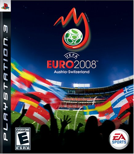 UEFA Euro 2008 - Playstation 3 by Electronic Arts