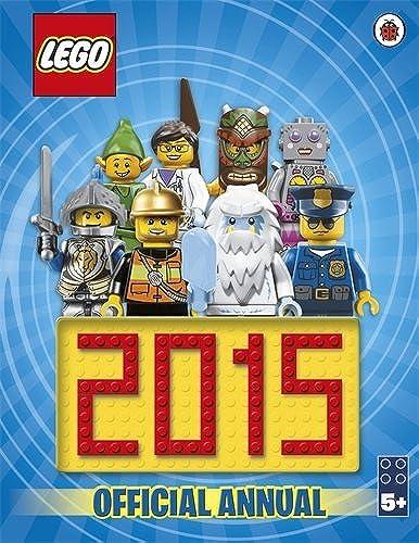 venta con alto descuento LEGO Official Official Official Annual 2015 by Various (2014-08-07)  nuevo listado
