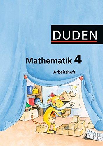 Duden Mathematik - Grundschule - Östliche Bundesländer und Berlin: 4. Schuljahr - Arbeitsheft: Mit Lernstandserhebungen Spitze in Mathematik
