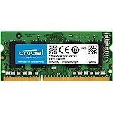 Crucial [Micron製] DDR3L ノート用メモリー 8GB ( 1600MT/s / PC3-12800 / CL11 / 204pin / 1.35V/1.5V / SODIMM ) 永久保証 CT102464BF160B