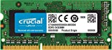 Crucial CT102464BF160B 8Go (DDR3L, 1600 MT/s, PC3L-12800, SODIMM, 204-Pin) Mémoire