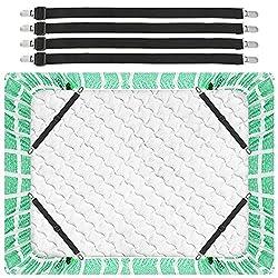 Image of SEEOOR Bed Sheet Holder...: Bestviewsreviews