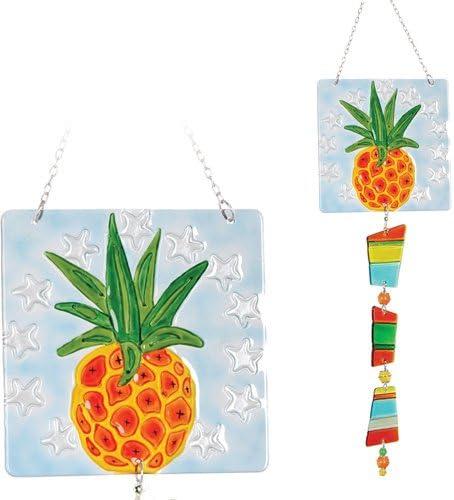 Premier Cheap mail order sales Kites 81105 Minneapolis Mall Glass Catcher Pineapple Sun