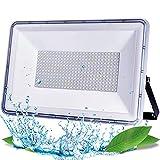 300W Focos LED Exterior, YIQIBRO 24000LM 6500K Blanco Frío Foco LED Exterior, IP67 Impermeable...
