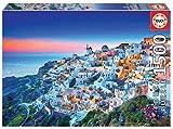 Educa Genuines Santorini. Puzzle de 1500 Piezas. Ref. 19040, Multicolor