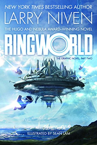 Ringworld: The Graphic Novel, Part Two: The Science Fiction Classic Adapted to Manga (English Edition)