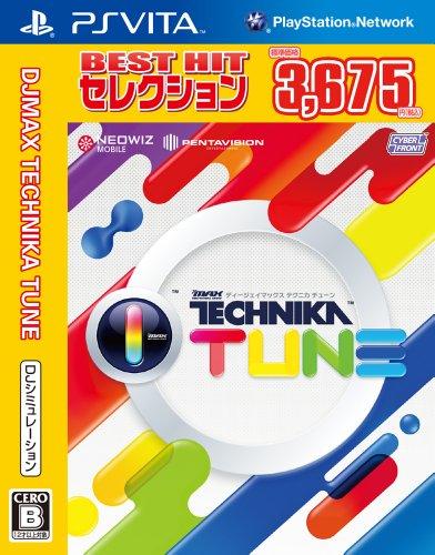 BEST HIT selection DJMAX TECHNIKA TUNE (japan import)