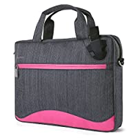 Wave 2-In-1 Universal Messenger Bag + Briefcase for 12 13 or 13.3 Laptops [並行輸入品]
