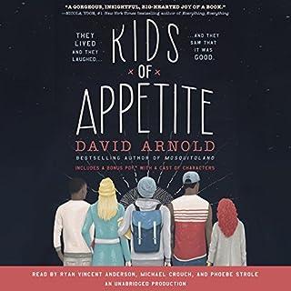 Kids of Appetite audiobook cover art