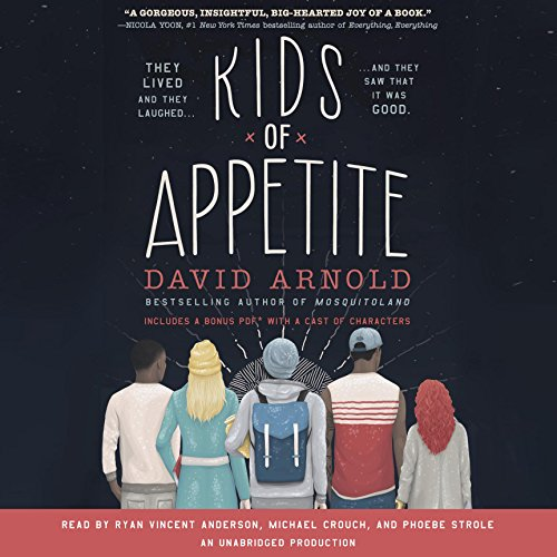 Kids of Appetite audiobook cover art