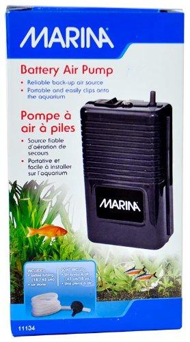 Elite Marina Battery Air Pump_DX