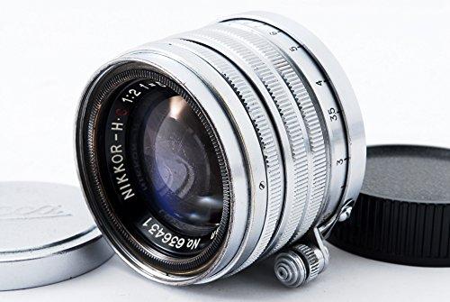 Nikon Lマウント NIKKOR-H.C 5cm F2