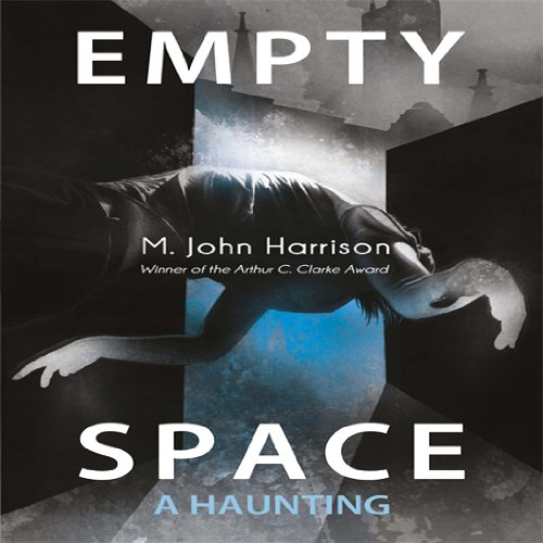 Empty Space: A Haunting audiobook cover art