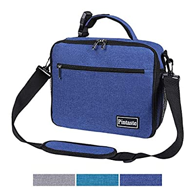 Pintaste Insulated Lunch Bag for Kids Men Women...