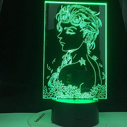 Lámpara de ilusión 3D LED de luz nocturna de juego Fallout Shelter...