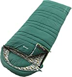Perfekt ab Frühling bis in den Herbst Mit Outwell Innenschlafsäcken kombinierbar Mehr Beinfreiheit Flauschig weiches Material Modisches Innenfutter