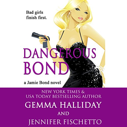 Dangerous Bond audiobook cover art