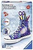 Ravensburger Erwachsenenpuzzle- Zapatillas - Diseño Galaxy (Ravensburger Spieleverlag 11219)