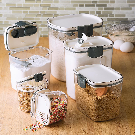 ProKeeper Baker's Storage Set of 6 | The Container Store