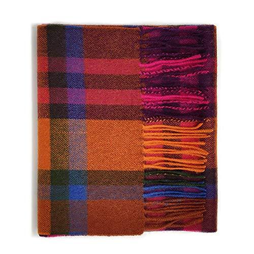 Le Kiltane d'Écosse 100% laine d'agneau pour femme