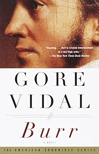 Burr: A Novel (Vintage International) (English Edition)