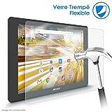 KARYLAX Protection d'écran Film en Verre Nano Flexible pour Tablette Archos Access...