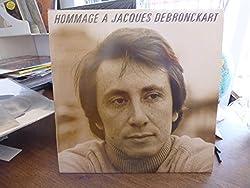 Hommage à Jacques Debronckart : j'suis heureux disque CBS 26407