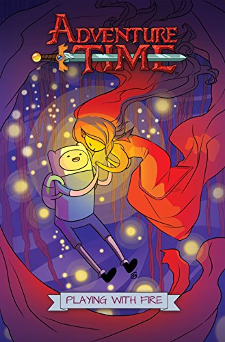 Adventure Time Original Graphic Novel Vol. 1: Playing With Fire (1)