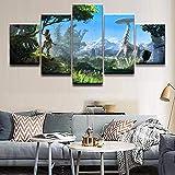 chgznb Leinwanddrucke Wandkunst Poster Malerei Bilder