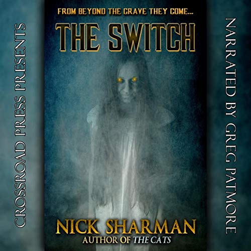 The Switch audiobook cover art