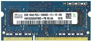 SKhynix DDR3 2GB 1600MHz Ram for Laptop PC3-12800S Notebook Memory 204pin SODIMM 1.5V