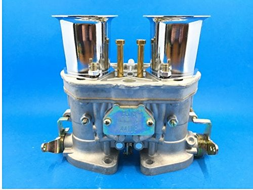 Carburador Gowe para carburador de carburo 44 IDF 44IDF Carby OEM + repuesto de bocinas de aire para Solex Dellorto Weber EMPI