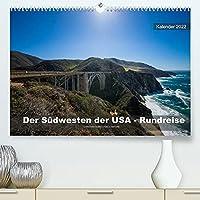 Der Suedwesten der USA - Rundreise (Premium, hochwertiger DIN A2 Wandkalender 2022, Kunstdruck in Hochglanz): Rundreise durch die Nationalparks und Naturlandschaften im Suedwesten der USA. (Monatskalender, 14 Seiten )