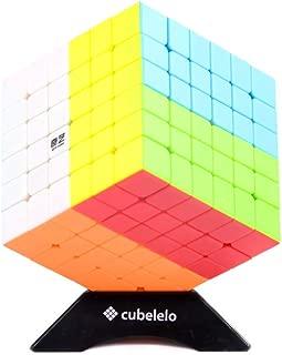 Cubelelo QiYi QiFan 6x6 Stickerless Puzzle 6x6 Speed Cube