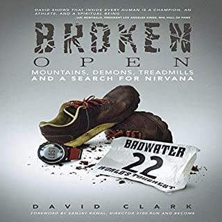 Broken Open: Mountains, Demons, Treadmills and a Search for Nirvana audiobook cover art