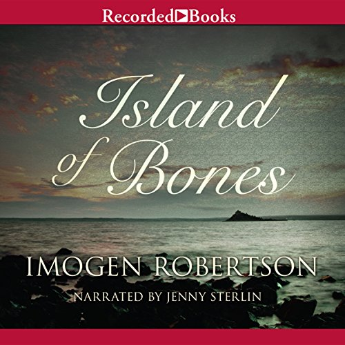 Island of Bones audiobook cover art