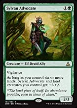 Magic: the Gathering - Sylvan Advocate (144/184) - Oath of the Gatewatch - Foil